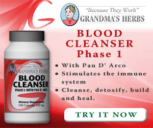 Blood Cleanser Phase I