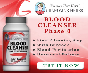 Blood Cleanser Phase IV