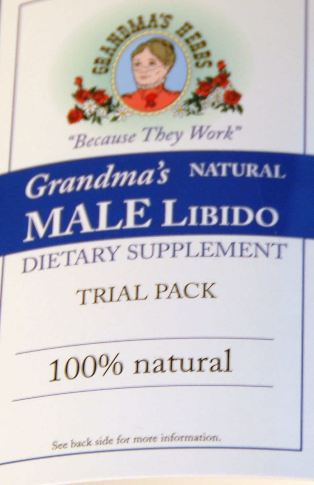 Male Libido Enhancer Sample